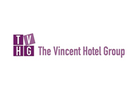 Logotiype The Vincent Hotel Group